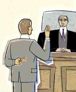 Hjelp, jeg skal være vitne i sivil sak